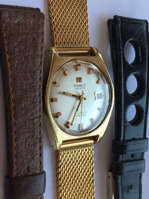Tissot - Visodate,Seastar-PR516-GL Men (No Reserve Price) - Men - 1970-1979