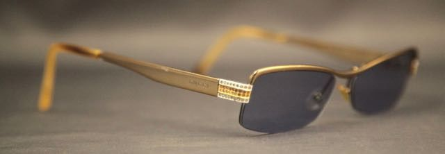 Gucci - Strass Sunglasses