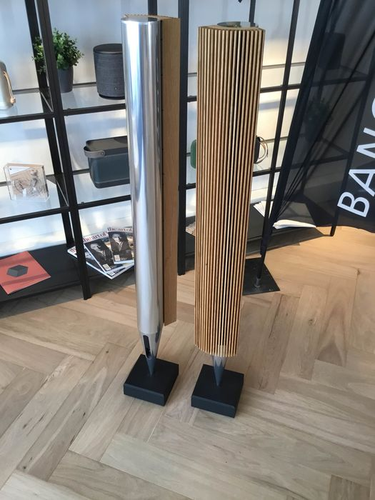 B&O - Beolab 8000 speakers with real oak covers (Beolab 18 look!) - Lautsprecher Set