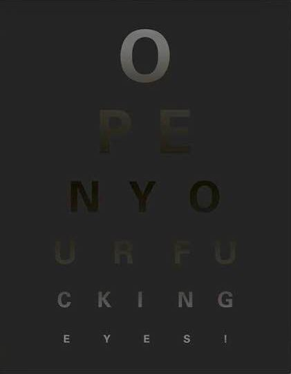 Alex Bucklee - Eye Test 2.0