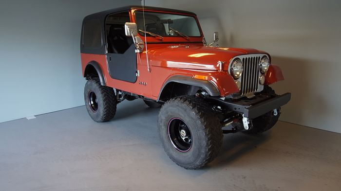 Jeep - CJ 7 V8 4WD - 1978