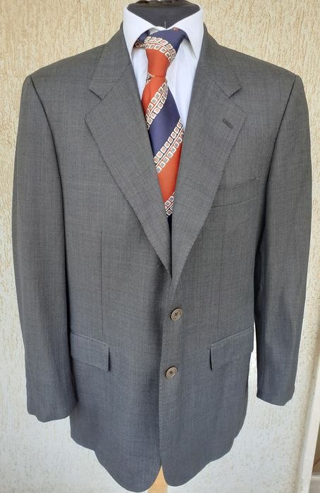 Isaia - Jacket - Size: EU 48 (IT 52 - ES/FR 48 - DE/NL 46)