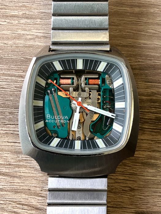 Bulova - Accutron Spaceview Anniversary 1975 - Men - 1970-1979