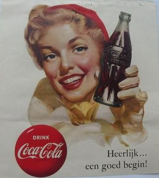 Anonymous - Coca Cola (6st.) - 1950s