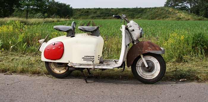 Puch - R125 - NO RESERVE PRICE - 1953