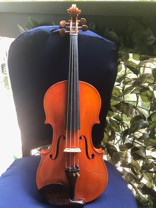 Labeled Marcello Ive Cremona 1989 - Violin