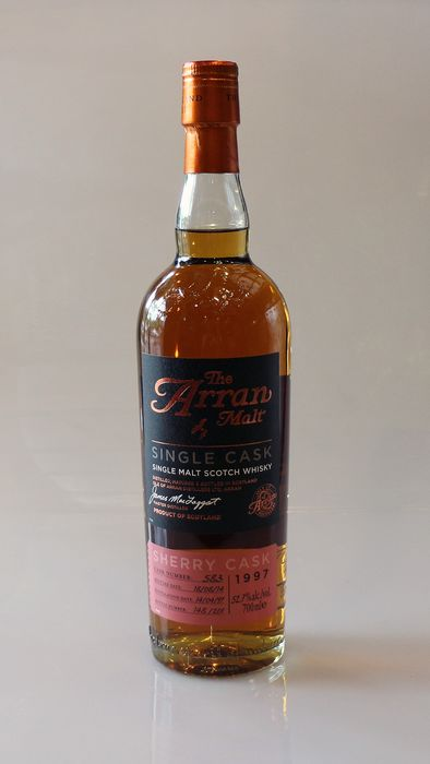 Arran 1997 17 years old Single Cask Cask #583 1997/2014 Sherry Cask - 700ml