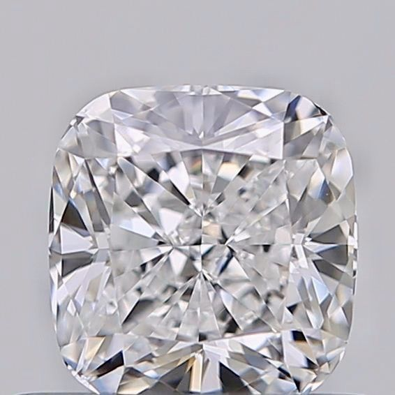 1 pcs Diamond - 0.52 ct - Cushion - E - VVS1, ***low reserve***
