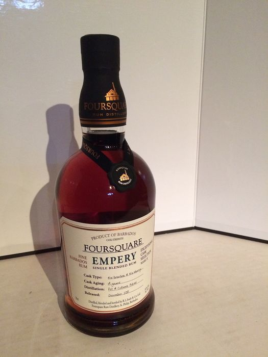 """Foursquare 14 years old - """"Empery"""" - 70cl"""