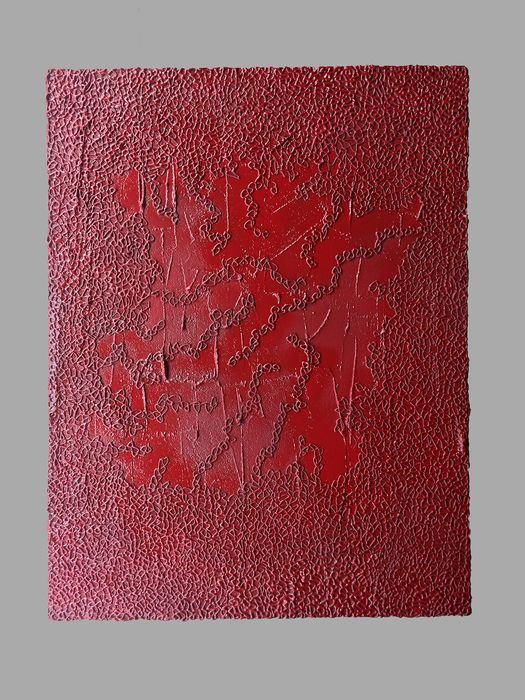Roberto Gilli - Red on Red