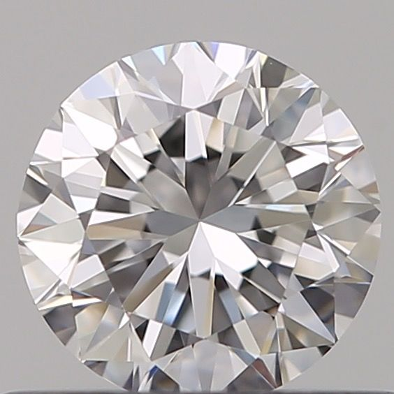 1 pcs Diamond - 0.50 ct - Brilliant - E - VVS2, ***low reserve***