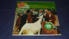 Beach Boys - Pet Sounds - LP Album - 1980