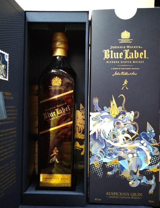 Johnnie Walker 2019 Mid Autumn Festival Limited Edition - Auspicious Qilin - 750ml
