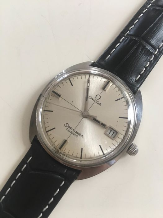 """Omega - Seamaster Cosmic - """"NO RESERVE PRICE"""" - 136.017 - Homme - 1970-1979"""