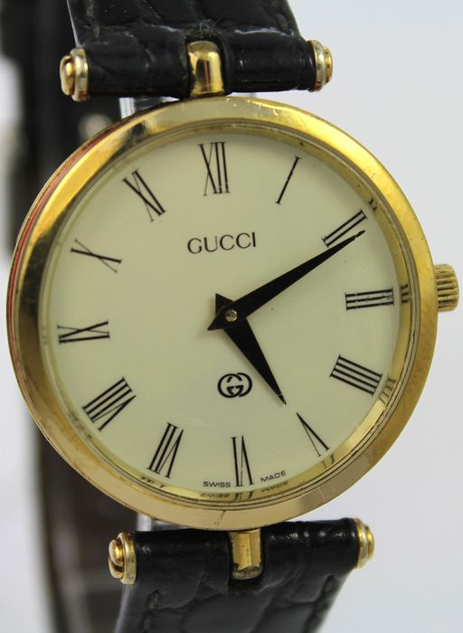 Gucci - 'NO RESERVE PRICE' Swiss Made  - Women - 2000-2010