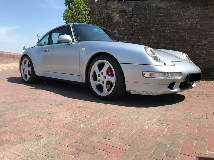 Porsche - 993 Turbo coupé - 1995