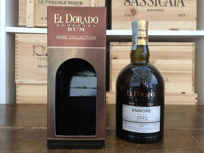 El Dorado 1993 - Rare Collection - Enmore - b. 2015 - 70cl