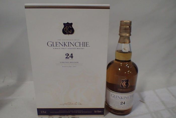Glenkinchie 1991 24 years old Limited Release - b. 2016 - 70cl