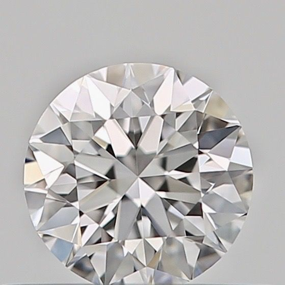 1 pcs Diamond - 0.30 ct - Brilliant - E - IF (flawless), ***no reserve***