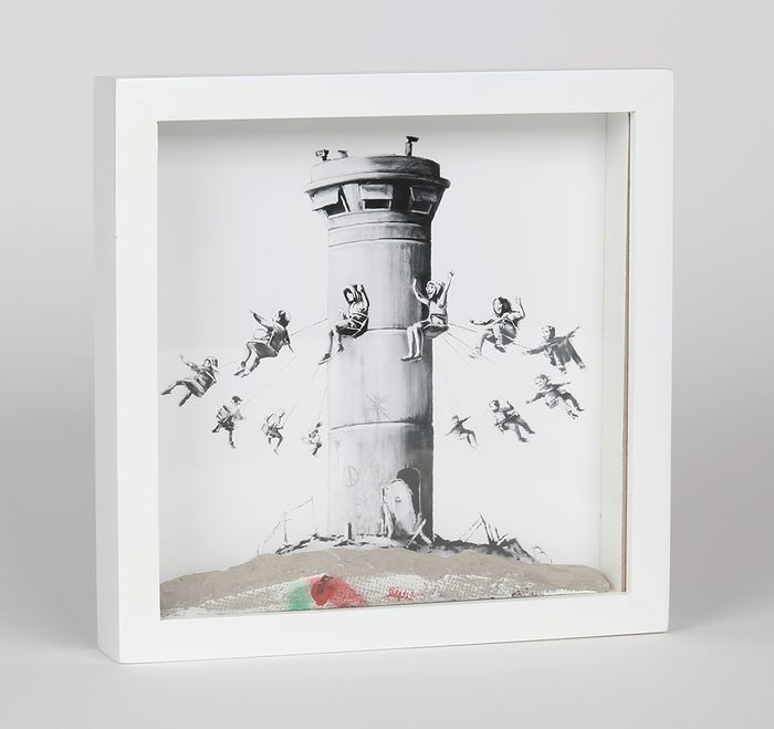 Banksy - Box Set - Walled Off Hotel