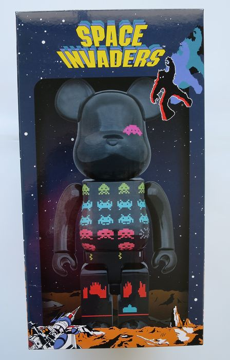 Medicom Toy - BE@RBRICK Space Invaders 400%