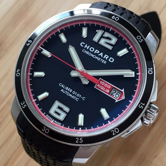 Chopard - Manufacture Caliber 01.01-C Chronometer  - 8565 - Män - 2015