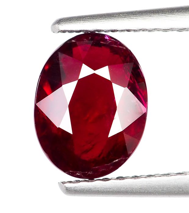 No Reserve - Ruby - 2.02 ct