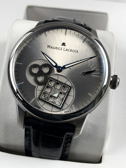 Maurice Lacroix - Masterpiece Square Wheel Tradition Manufacture - MP7158 - Heren - 2011-heden