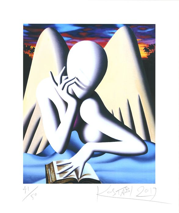 Mark Kostabi - My Whim Is Your Word