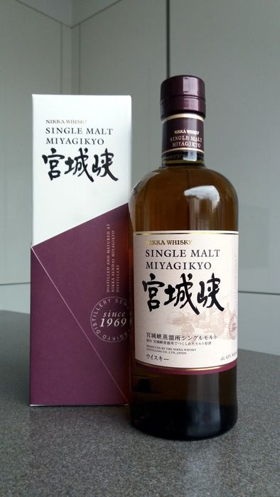 Miyagikyo - Official bottling - 70cl