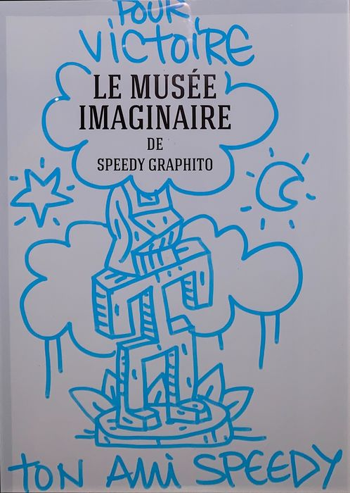 Speedy Graphito - The Musée Imaginaire