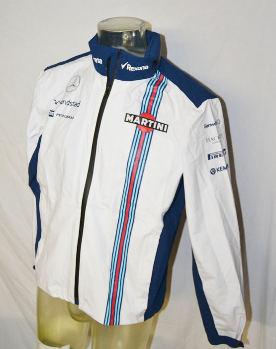 "Williams Mercedes Team Jacket ""Hackett"" - Formula One - Team wear - 2017"