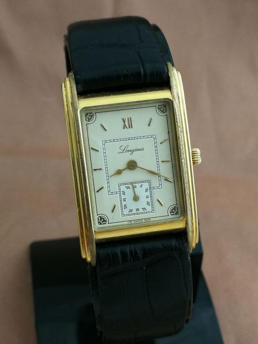 "Longines - ""NO RESERVE PRICE"" - Women - 1990-1999"
