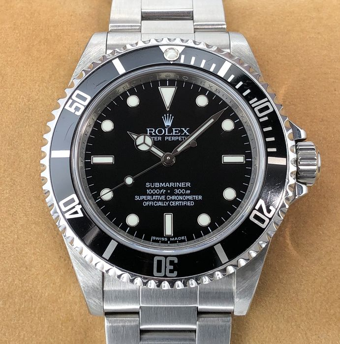 Rolex - Submariner (No Date) - 14060M - Herren - 2000-2010