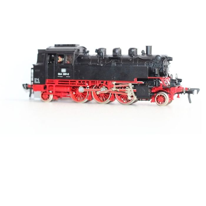 Fleischmann H0 - 4064 - Tender locomotive - BR 064 - DB