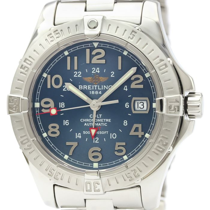 "Breitling - Colt - ""NO RESERVE PRICE"" - A32350 - Men - ."