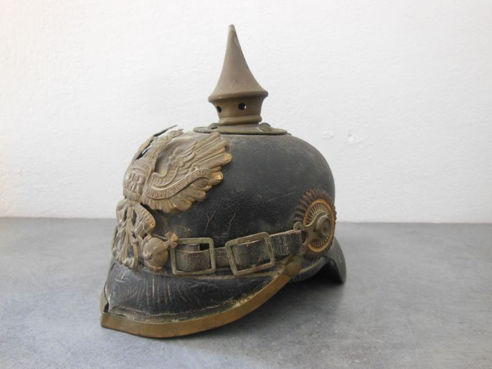 Prussia - Army/Infantry - Helmet - 1915