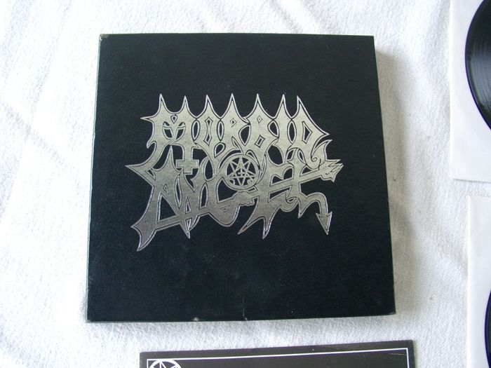 Morbid Angel - Blessed Are The Sick  - 45 rpm Single, Limited box set - 1991/1991
