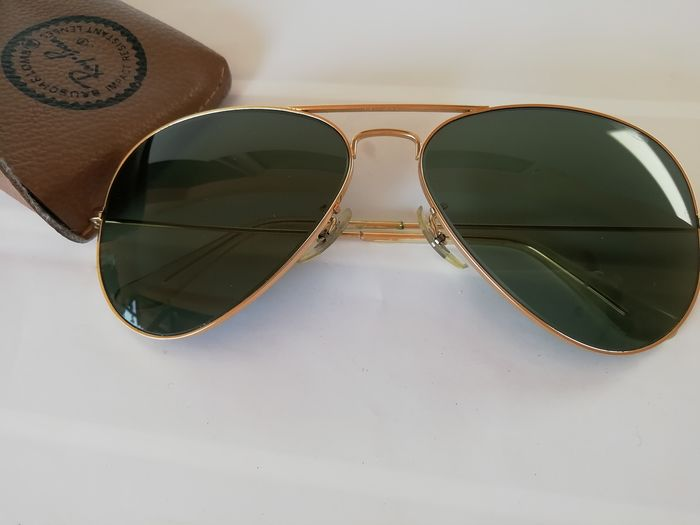 Bausch & Lomb U.S.A - Ray ban Impact resistant lenses  Zonnebril