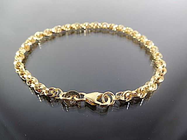 14 kt. Yellow gold - Bracelet