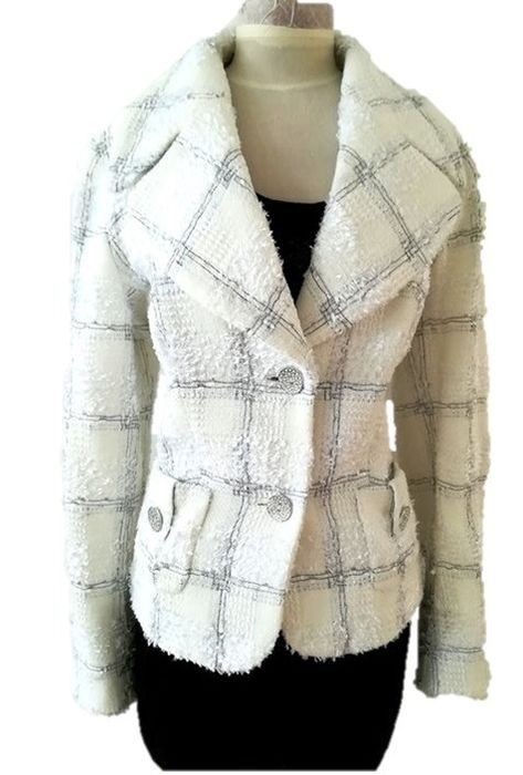 Escada - Blazer, Jacket - Size: EU 42 (IT 46 - ES/FR 42 - DE/NL 40)