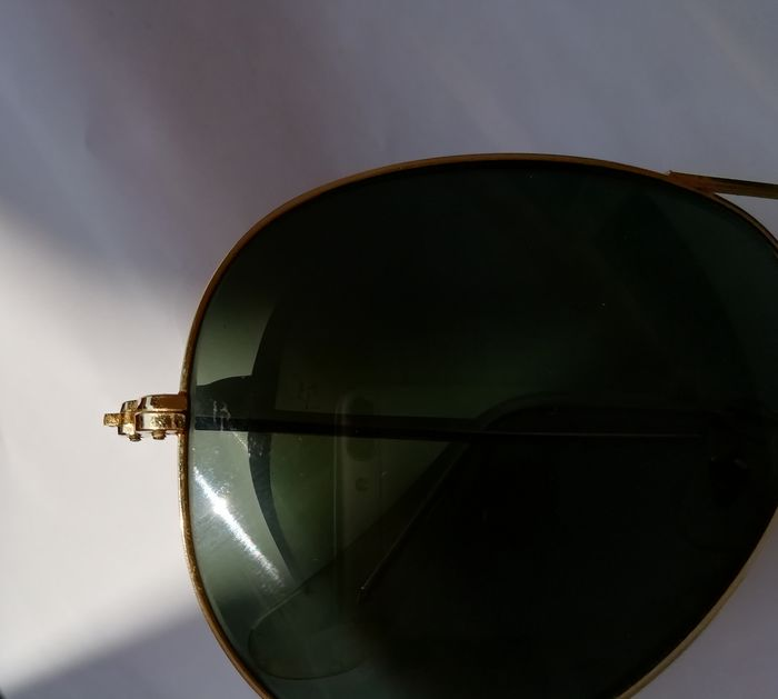Bausch & Lomb U.S.A Ray ban Impact resistant lenses