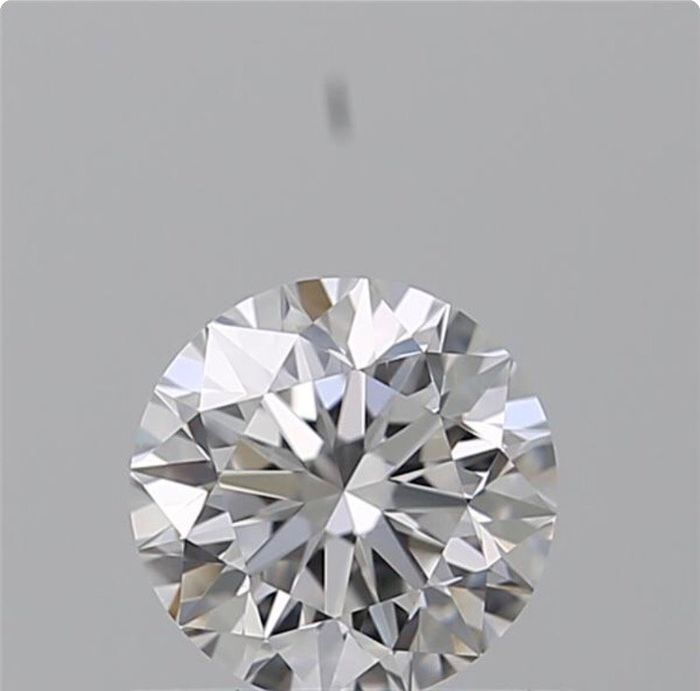 Diamond - 0.51 ct - Brilliant - D (colourless) - VVS1