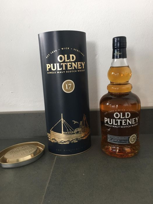 Pulteney 17 years old - 0,7ltr