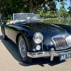 MG - A Roadster 1600 - 1961