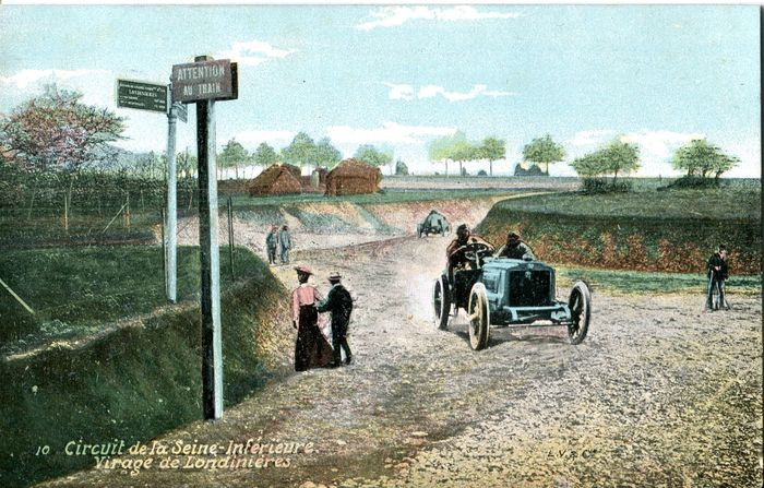 France - Race Courses - Postcards (Collection of 25) - 1907-1907