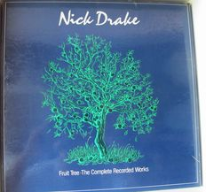 Nick Drake  - Fruit Tree · The Complete Recorded Works - 3xLPs Comp Box-sett - 1979