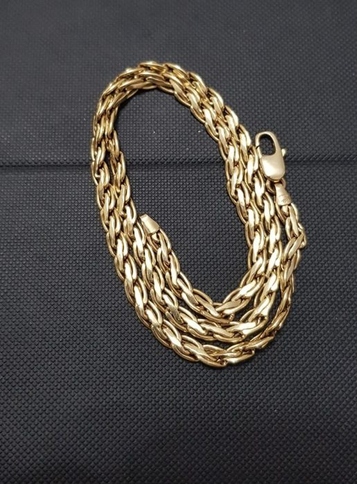 Stile Versace - 18 kt. Gold - Necklace