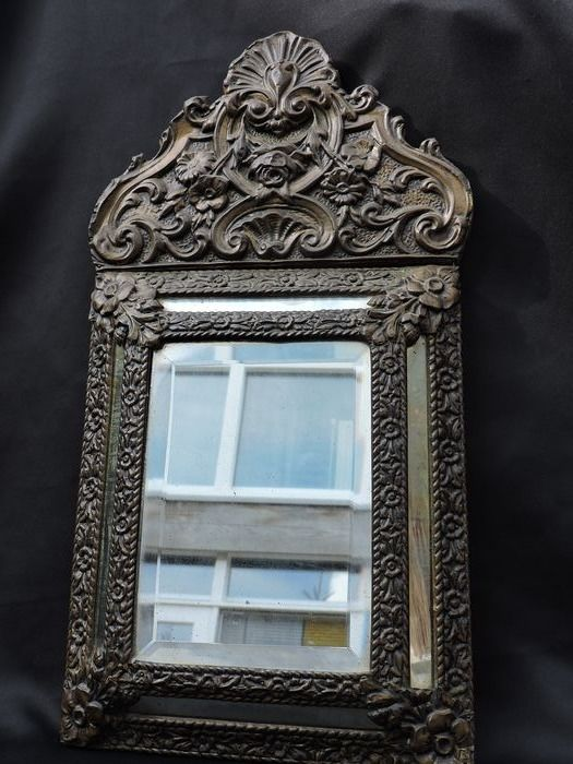 French hall mirror - Copper