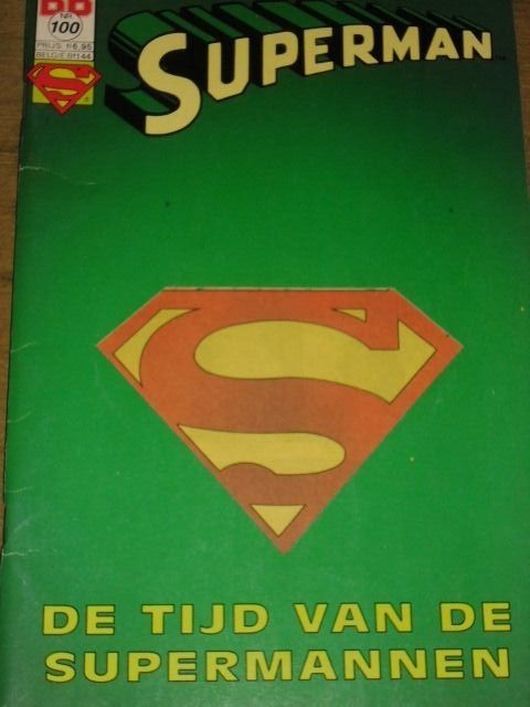Superman -  Uit 1 serie  - 100 Comics - First edition - (1984/1995)